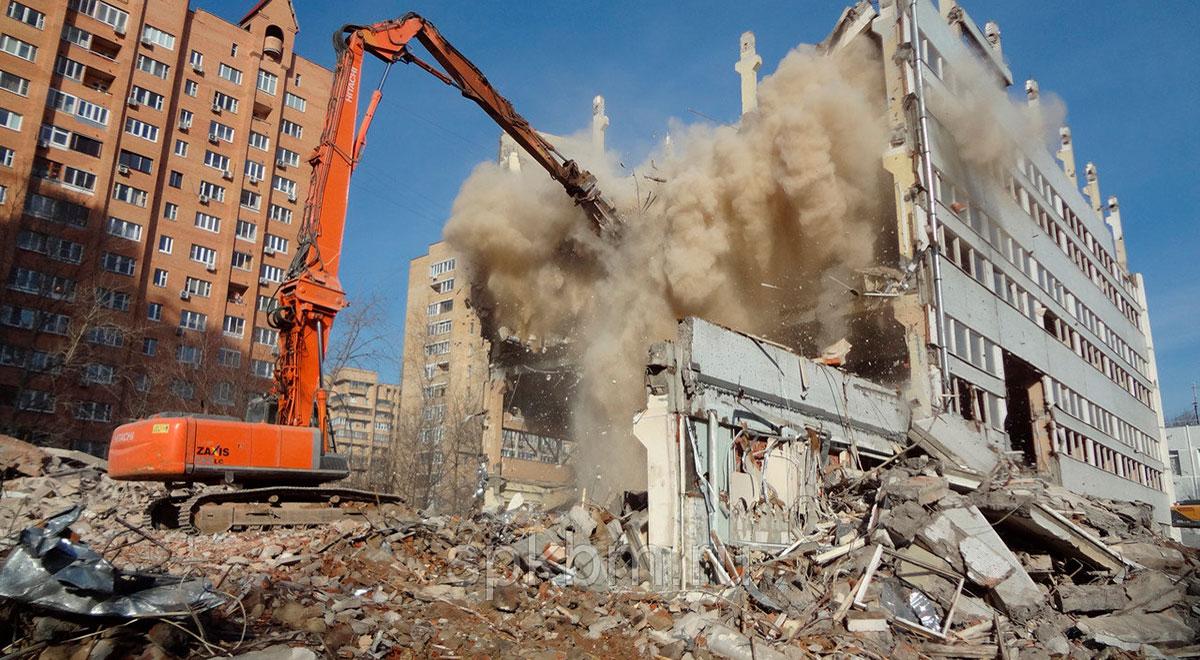 В Госдуме предлагают дать местным властям полномочия сносить любое жильё, не только аварийное